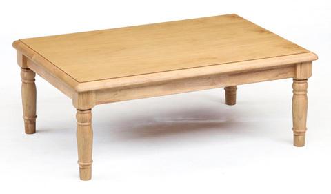 おしゃれなこたつテーブル 【こたつ ロデオ105】 長方形