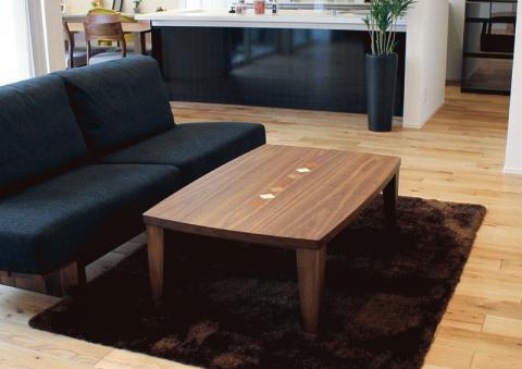 こたつテーブル長方形 【チョコ105】 こたつテーブルチョコ.jpg