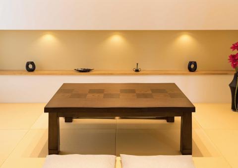 こたつテーブル   【伊吹150】 150cm幅 長方形 6人用こたつテーブル伊吹2.jpg
